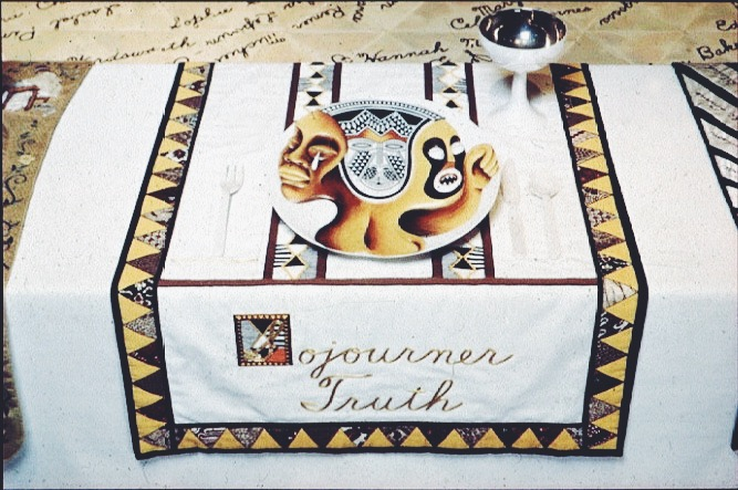 """Roots of """"The Dinner Party"""": History in the Making Judy Chicago Q&Art questionsandart qandart"""