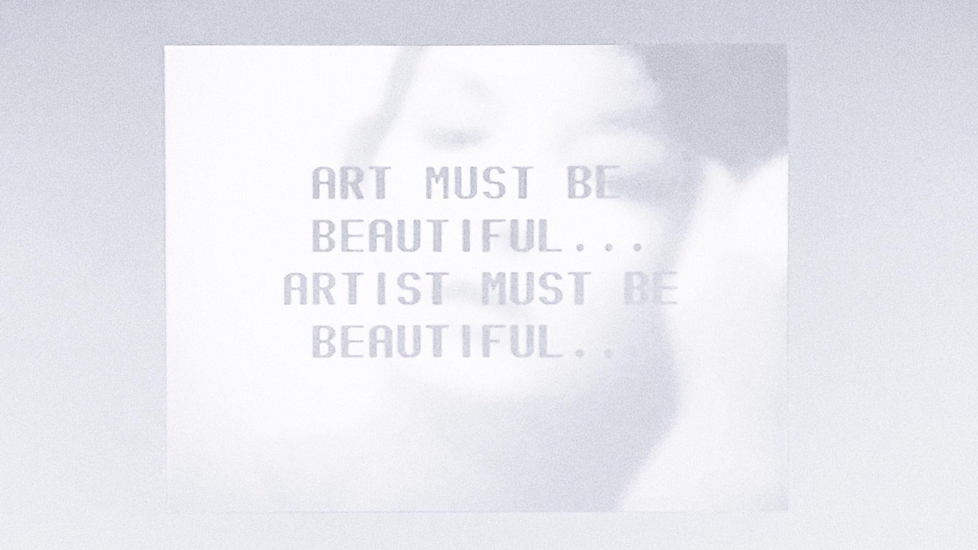 Marina Abramovic Stedelijk Base Questions and Art Q&Art qandart