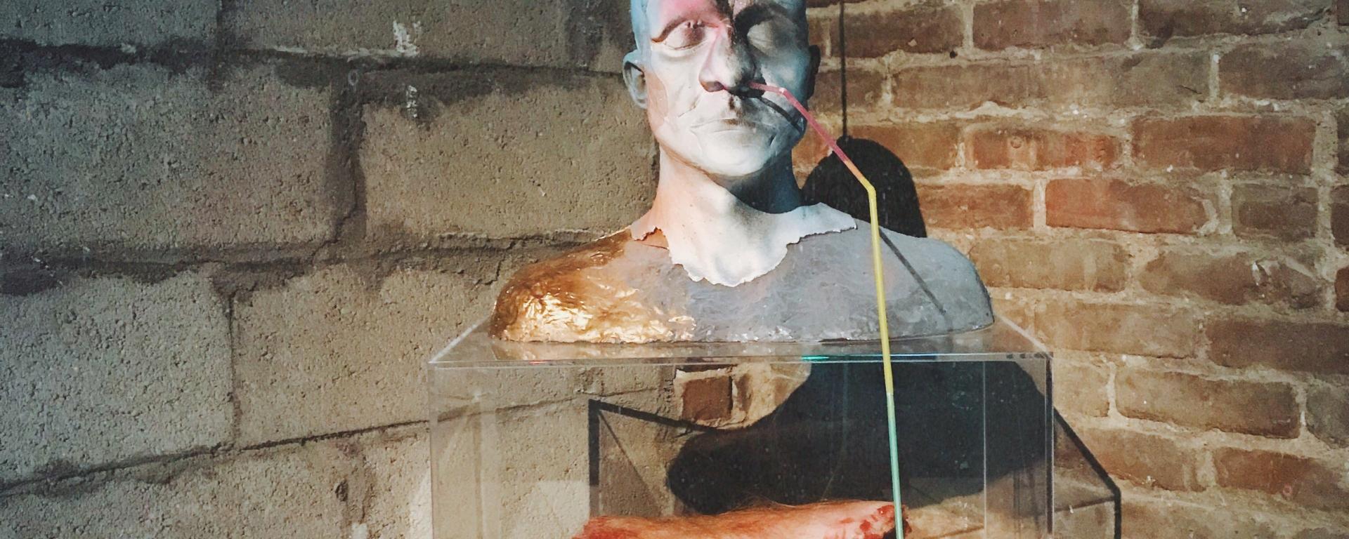 Nathaniel Mellors Q&Art questionsandart